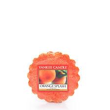 """Wax Melt Tart Orange Splash durata 8 ore """"Yankee Candle"""""""