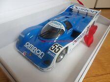 BRM 020 1/24 Porsche 962C Omron Racing Team Winner 1000 Limited Edition Slotcar