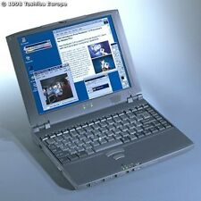 "Toshiba Portege 7000CT 12.1"" PII 266MHz Notebook 8GB SSD Flash Disk Windows 98"