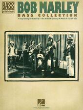 Bob Marley Collection Songbook für E- Bass Noten Tab
