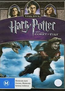 Harry Potter and the Goblet of Fire : Year Four