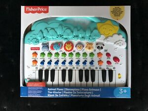 Fisher Price Animal Piano Baby Toy Keyboard