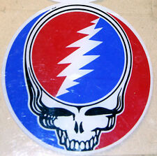 GRATEFUL DEAD STEAL YOUR FACE Vinyl WINDOW DECAL