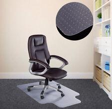 New PVC Mat Home Office Carpet Hard Protector Desk Floor Chair Tranparent 2.0mm