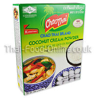 Thai Coconut Cream Powder (160g) by Chao Thai *** UK Seller - Quick Delivery ***
