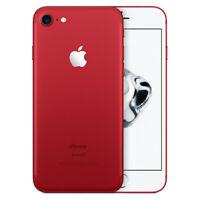 Apple iPhone 7 128GB 256GB Red GSM+CDMA Unlocked Verizon AT&T T-Mobile Sprint
