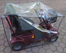 Abdeckung Schutzhülle Regenplane für Senioren Mobile Rollstuhl Rollstühle 18899