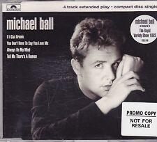 Michael Ball-If I Can Dream cd maxi single