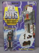 Gobots Loco Mr-05 Renegade Robot Train Go-Bots Tonka 1983 Moc Sealed