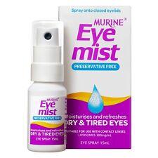 Murine Eye Mist 15ML Moisturises and refreshes Dry & Tired Eyes