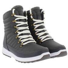 Alexa Weatherproof Ladies' Sneaker Boot Size 8 Charcoal Water Repellent