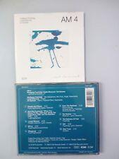 PUSCHNIG WOLFANG  / SHARROCK LINDA  / SCHERER ULI -  AM 4  - CD (ECM)