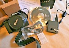 Nikon COOLPIX P100 10.3MP Digital Camera - w/original box - working perfectly