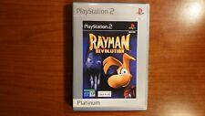 2111 Playstation 2 Rayman Revolution PS2 PAL