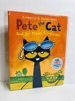 Pete the Cat and His Magic Sunglasses Kimberly & James Dean Hardcover New