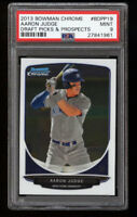 PSA 9 AARON JUDGE 2013 Bowman Chrome Draft #19 Yankees Rookie Card RC MINT QTY