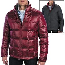 *Cardinal of Canada Reversible Bomber Jacket Med Duck Down NWT $350
