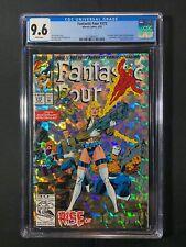 Fantastic Four #375 CGC 9.6 (1993) - Holo-grafx foil cover