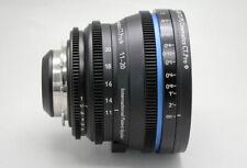 Cinematics Cine lens Tokina 11-20mm f2.8 T3.1 PL for BMCC RED EPIC SCARLET C300