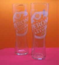 More details for 2 x peroni pint glasses  brand new 100% ce stamped genuine official