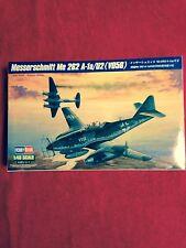 MESSERSCHMITT ME 262 A-1A/UA (VO56) HOBBY BOSS 80374 1:48 SCALE