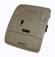 Roof Console Overhead Dome Light Rear Slider Shale 2015-2016 Silverado 2500HD