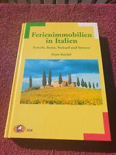 Doris Reichel | Ferienimmobilien in Italien | Gb sehr gut | 9783980525213