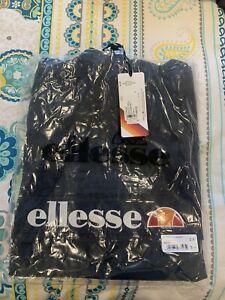 BNWT Ellesse Mont 2 OH Jacket Navy Size L RRP$160