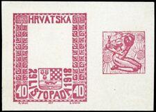 1918, Jugoslawien, Proben, (*) - 1741528