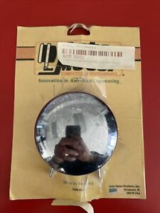 """Auto Meter 3201 2-5/8"""" Pedestal Mounting Cup Chrome For Elec. Gauge NEW OPEN BOX"""