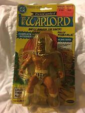 LOST WORLD OF WARLORD FIGURE MOC 1982 REMCO DC COMICS(he-man)(motu) original