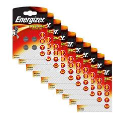 40 x Energizer LR44 A76 AG13 G13A 357 303 1.5V Alkaline Batteries exp: 2020