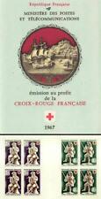 Carnet Croix-Rouge CR2016 - Carnet Croix Rouge  - 1967