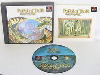POPOLOCROIS MONOGATARI Popolo Crois Playstation PS 1 Japan Game p1