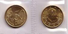 Vaticano 50 cent   2013  FDC