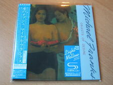 "MICHAEL FRANKS ""Objects Of Desire"" Japan mini LP SHM CD"