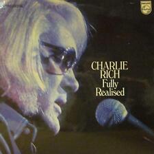 "Charlie Rich(2x12""Vinyl LP Gatefold)Fully Realized-Phillips-9299 114-5-UK-VG/VG"