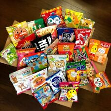 Japanese Snack & Candy Box Set, 26 pc, Wide Variety Assortment, No Tracking