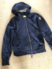 Parajumpers Alioth Mens Light Weight Jacket Navy Coat Large
