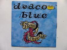 45 Tours DEACON BLUE Twist and shout , good 657302