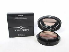 Giorgio Armani Eyes To Kill 4 Color eyeshadow palette ~ 6 ~ 2 x 1g ~ 2 x 2g ~NIB