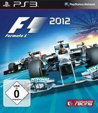 PS3 / Sony Playstation 3 Spiel - F1 / Formula One 2012 [Standard] DE/EN mit OVP