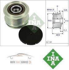 Alternador de rueda libre original de generador en INA Audi A3 A4 VW Bora Golf Passat TDI