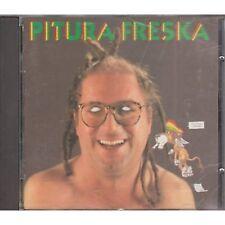 PITURA FRESKA - Na bruta banda - ELIO E LE STORIE TESE CD 1991 1a STAMPA USATO