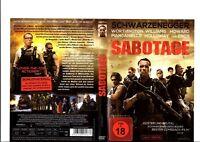 Sabotage - Uncut Version (2014) DVD 21846