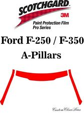 3M Scotchgard Paint Protection Film Pro Series 2017 2018 2019 Ford F-250 F-350