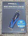 Sabrent+2TB+Rocket+NVMe+PCIe+M.2+2280+Internal+SSD+Performance+Solid+State+Drive