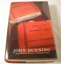 Booked Twice by John Dunning - SIGNED 1st Edition / 1st Printing (B68)