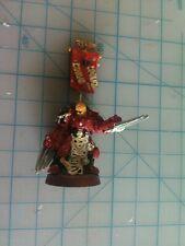 KT282 Captain Cato Sicarius Lightning Claws Ultramarines Warhammer 40k blood