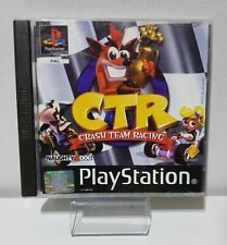 PLAYSTATION 1 - PS1 Ctr Crash Team Racing in Original Packaging with